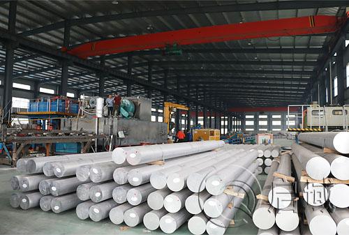 工业铝型材挤压厂
