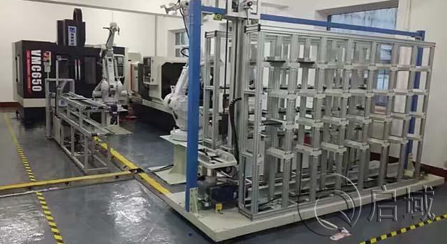 铝型材防护台