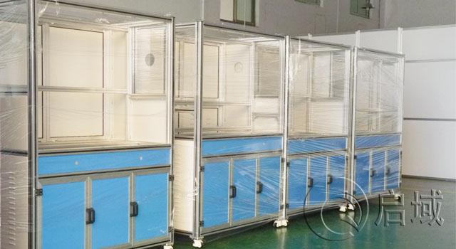 铝型材柜子