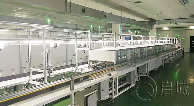 铝型材自动化流水线工作台