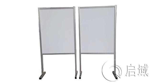 铝型材白板架/铝型材移动写字板/移动白板架/白板写字板