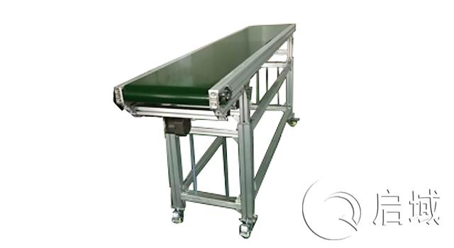铝型材传送带/防静电输送带/自动化铝型材流水线