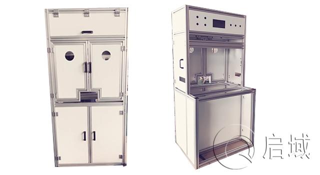 铝型材机柜/铝型材机箱/铝型材设备防护罩/铝型材电气柜