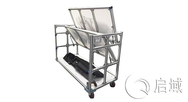 铝型材移动小推车/铝型材推车/铝型材机架/铝合金框架