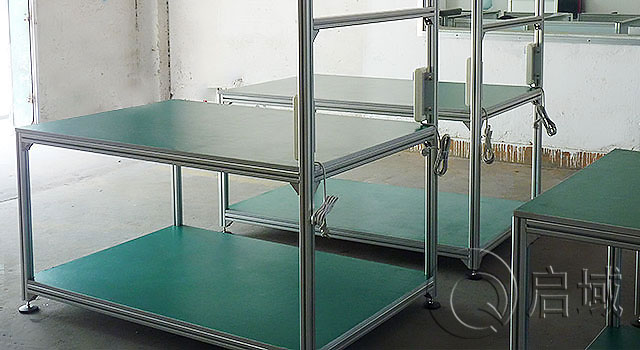 防静电铝型材工作桌