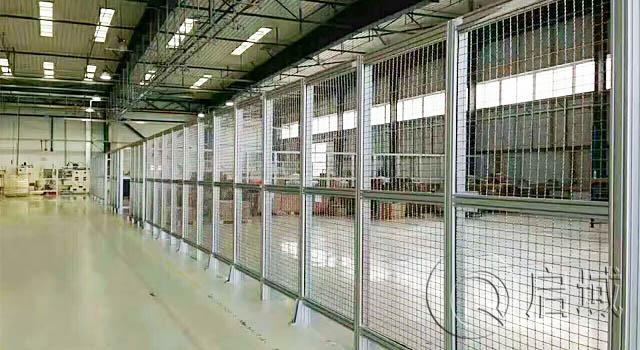 铝型材安全防护栏|防护栏