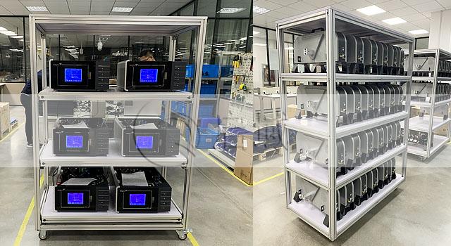 铝型材物料架|铝型材展示架