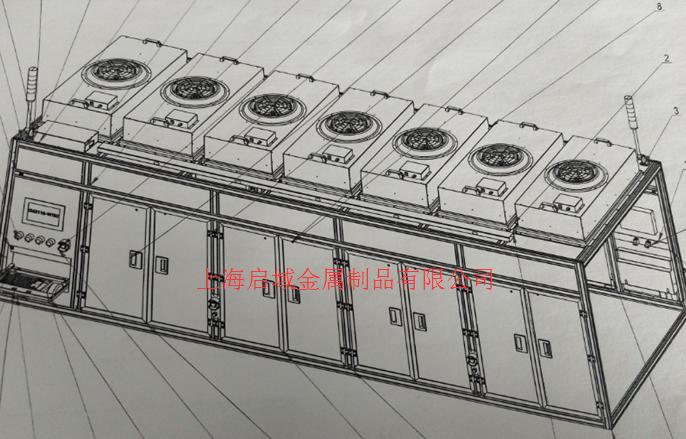 铝型材设备外罩定制的技术要求