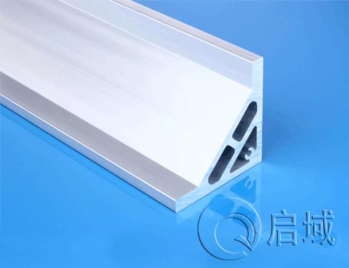 铝型材 QY-80*80*10角铝