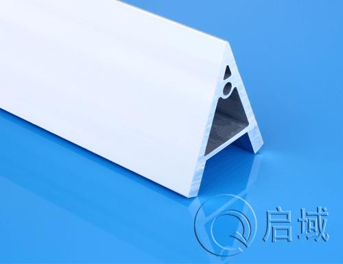 铝型材 QY-45度角铝