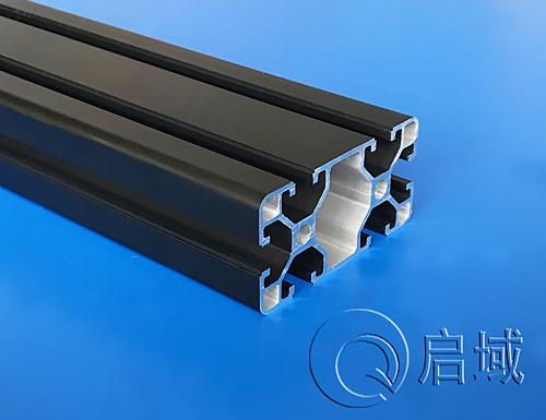 铝型材 QY-8-4080A黑色