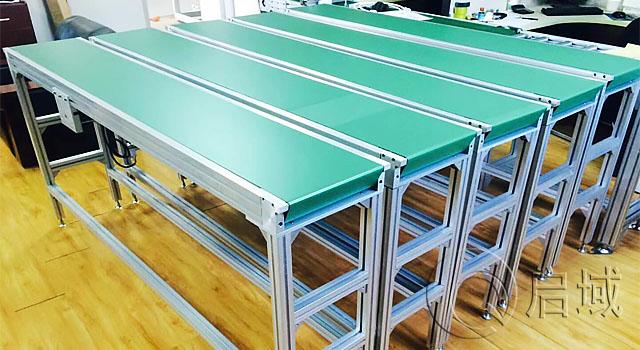 自动化铝型材工作台