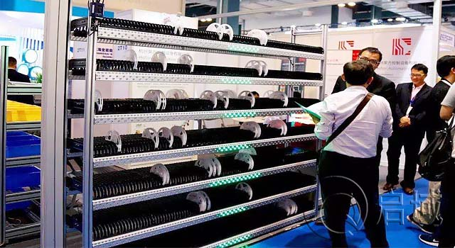 工业铝型材置物架