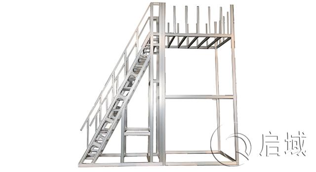 铝型材踏台
