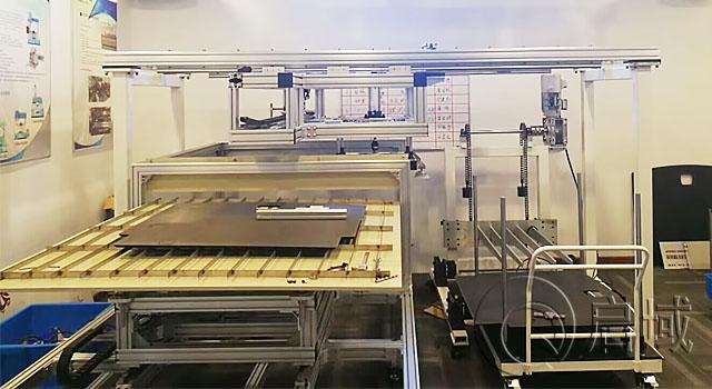 工业铝型材操作台