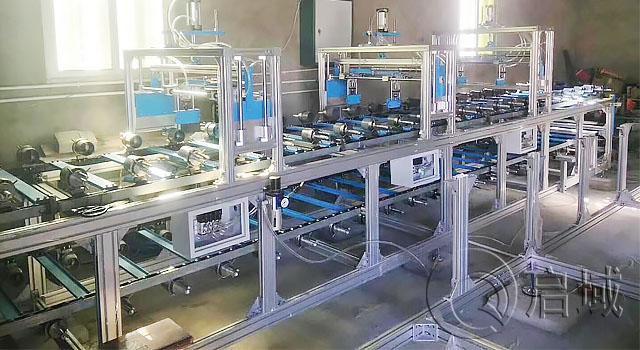 自动化流水线工作台