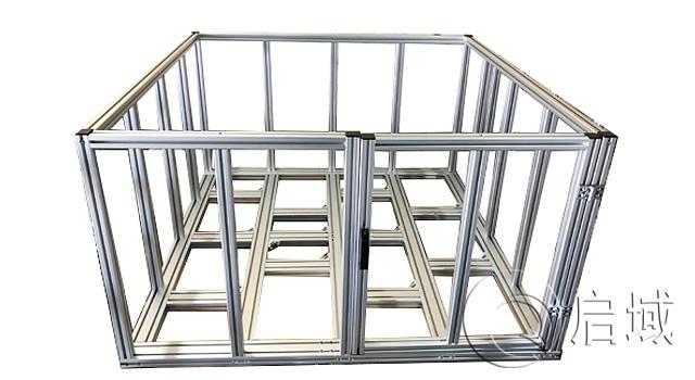 铝型材围栏框架
