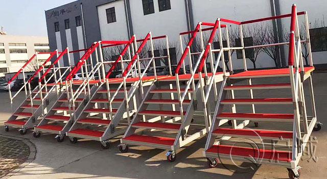 铝型材登高梯|铝合金型材登高梯