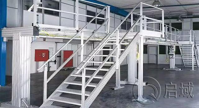 铝型材登高平台