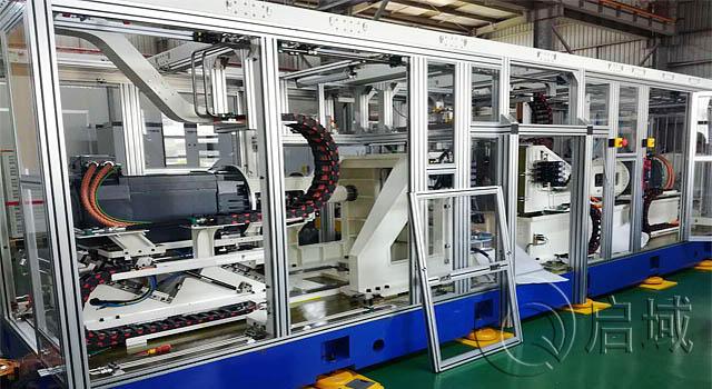 工业铝型材机架
