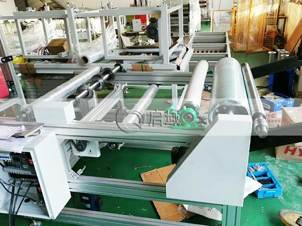熔喷布铝型材框架