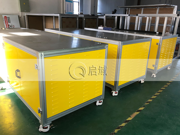 设备铝型材机柜